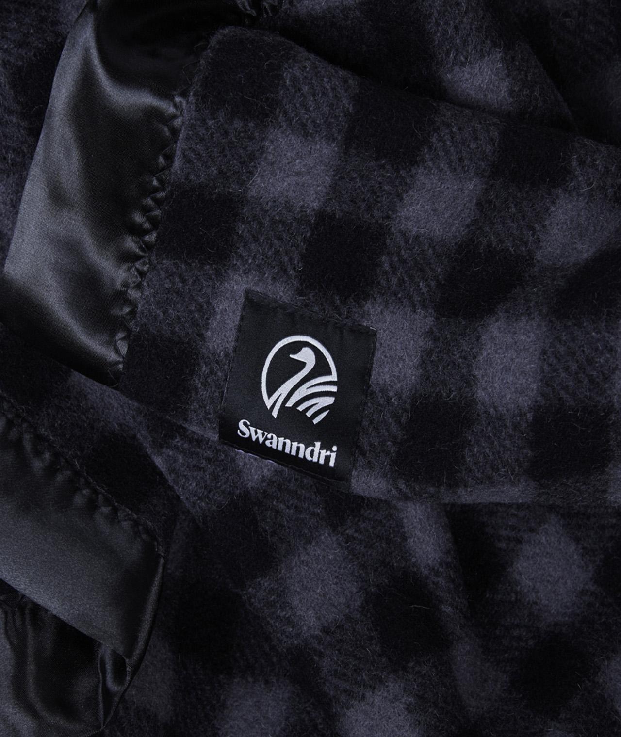 Swanndri Baby Buggy Wool Blanket