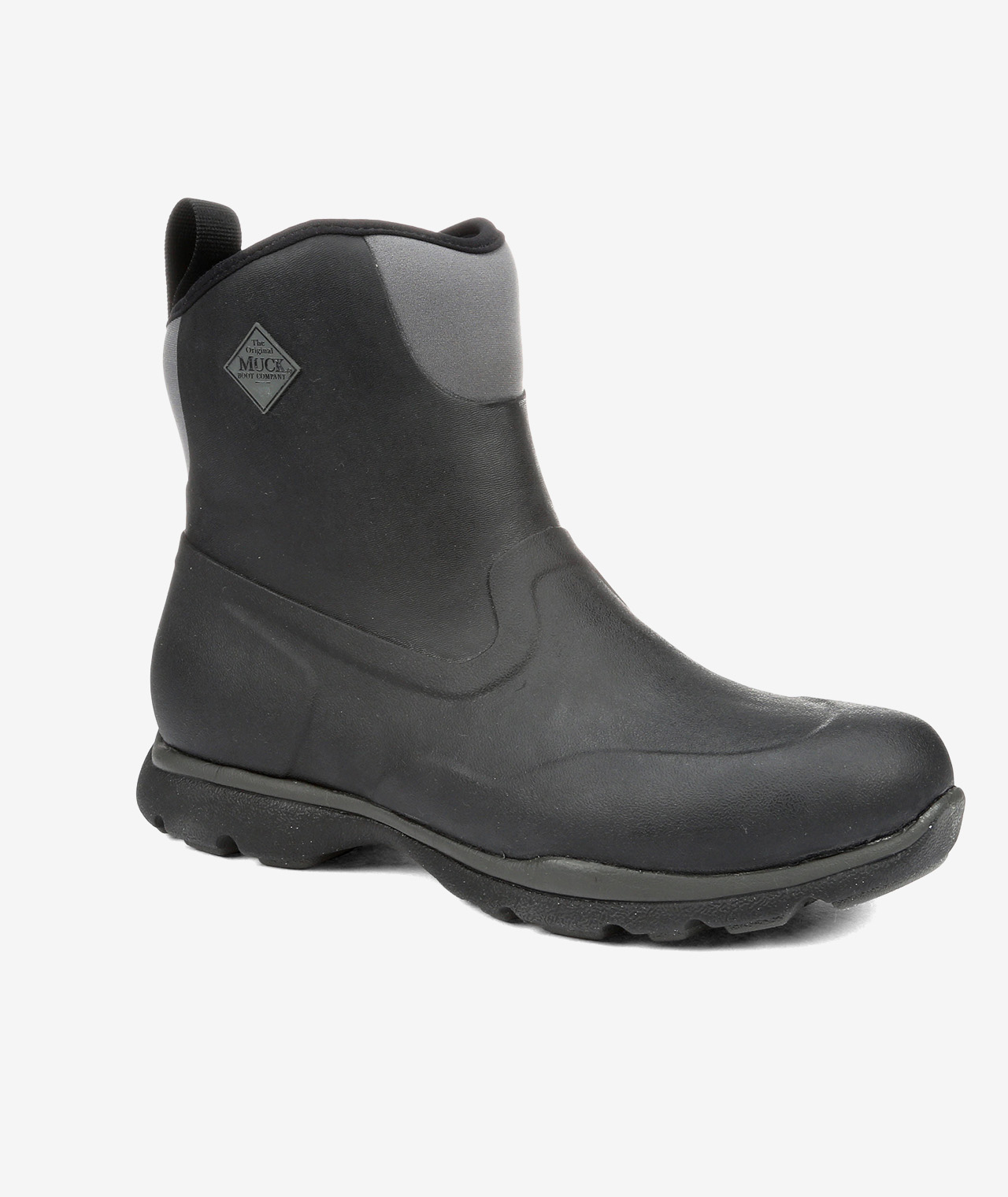 Muck Boot Unisex Excursion Pro Mid Outdoor Gumboot