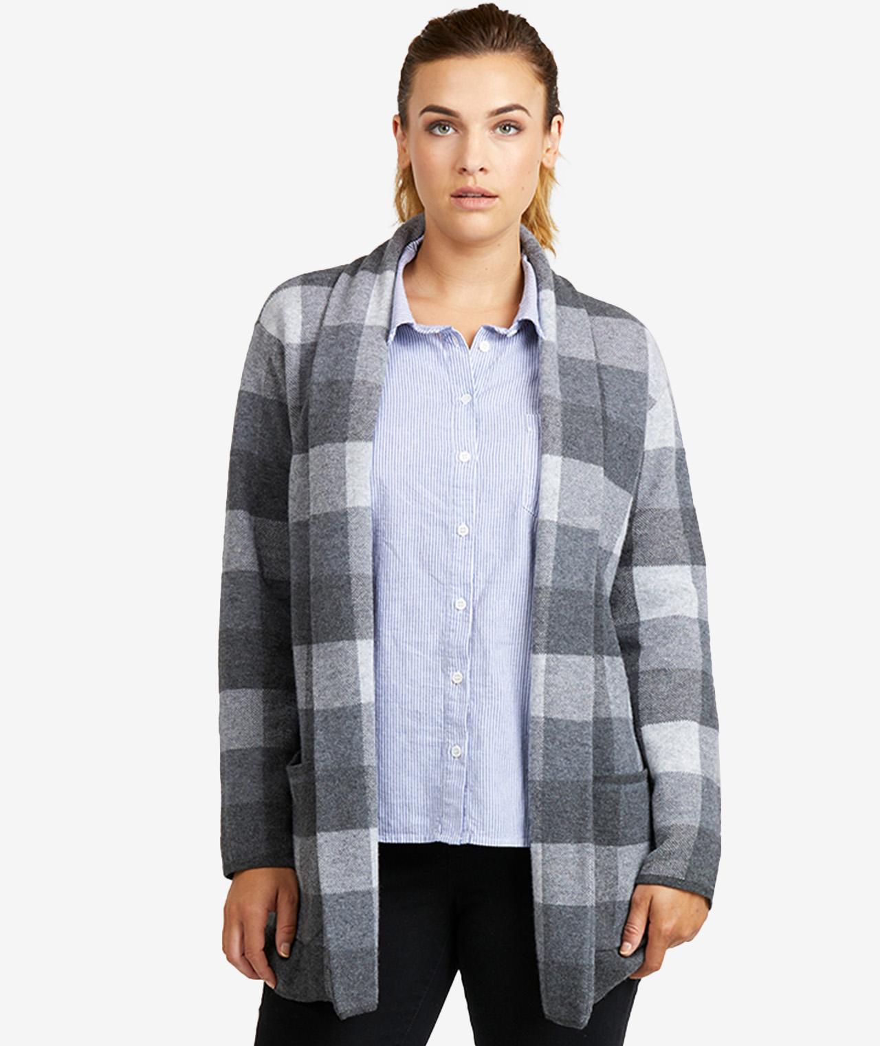 Swanndri Women's Mornington 100% Wool Drape Coat