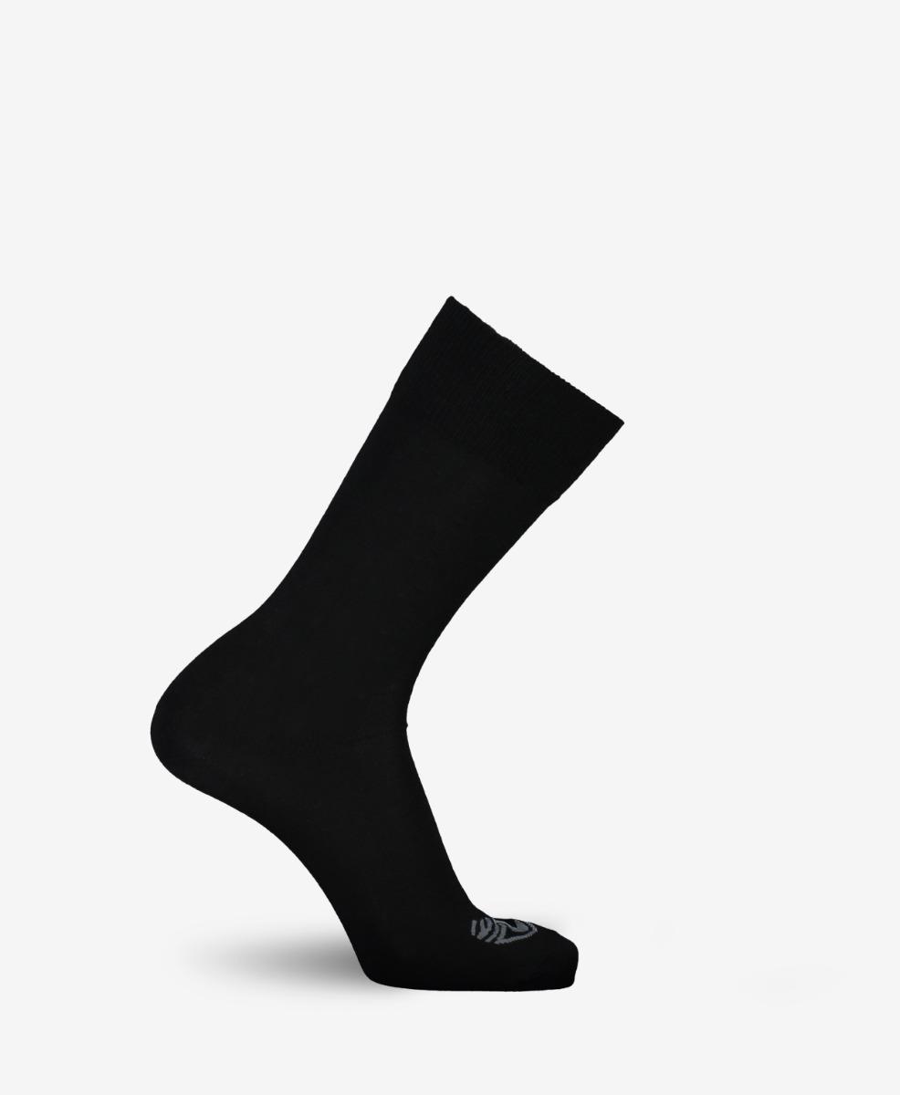 Swanndri Merino Dress Sock in Black