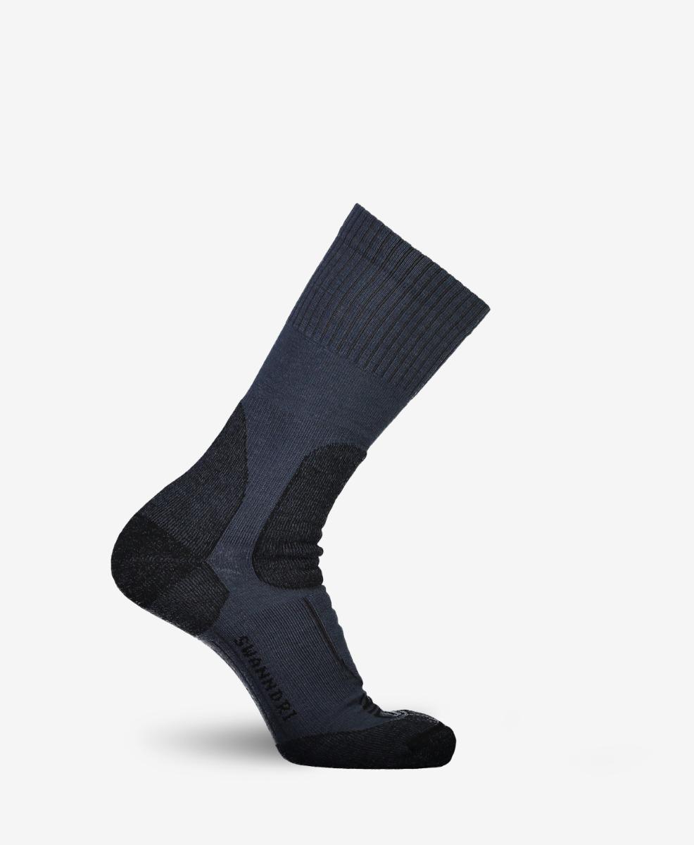 Swanndri Technical Mid Merino Blend Wool Boot Socks