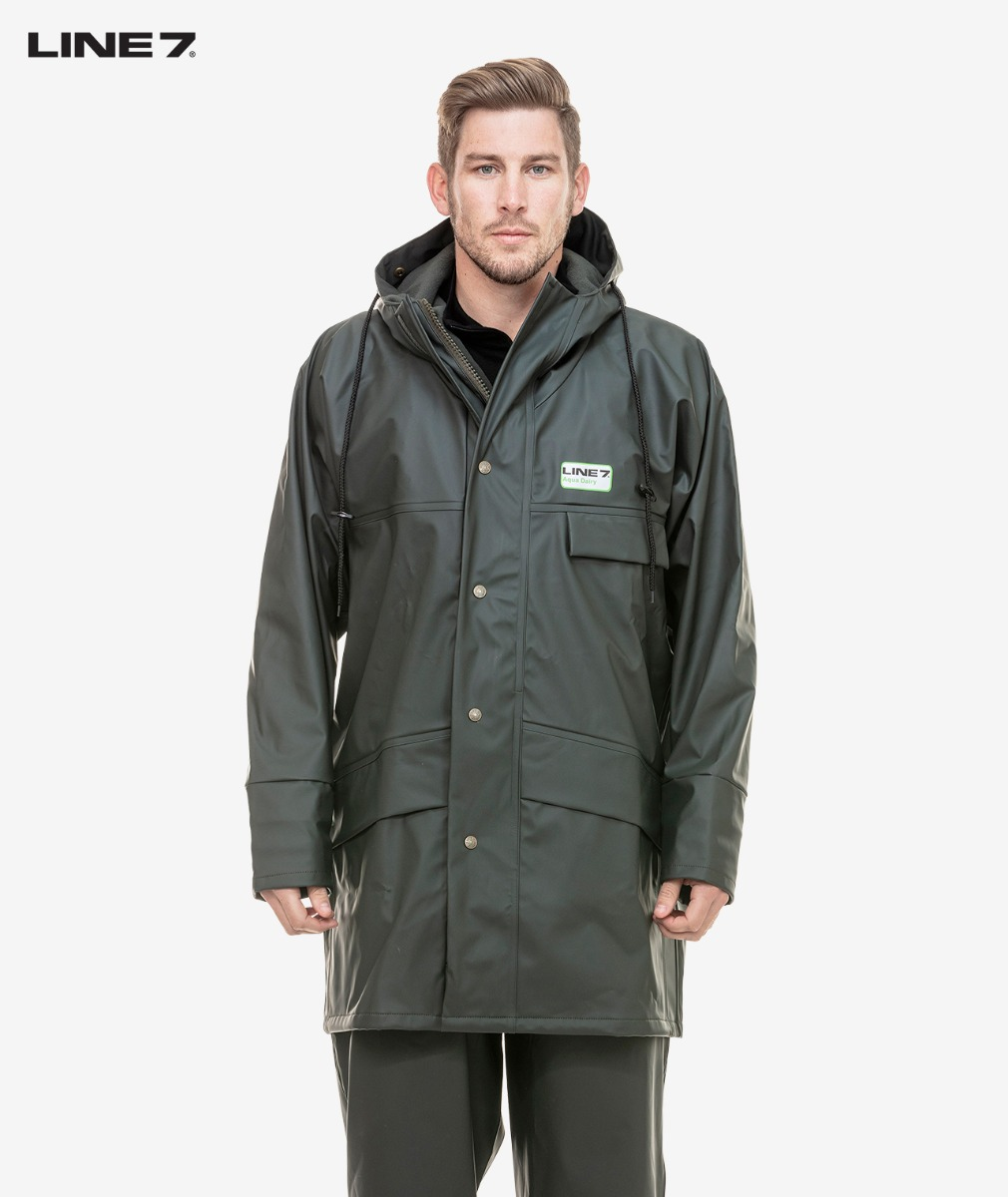 Line 7 Men's Aqua Dairy Waterproof Jacket