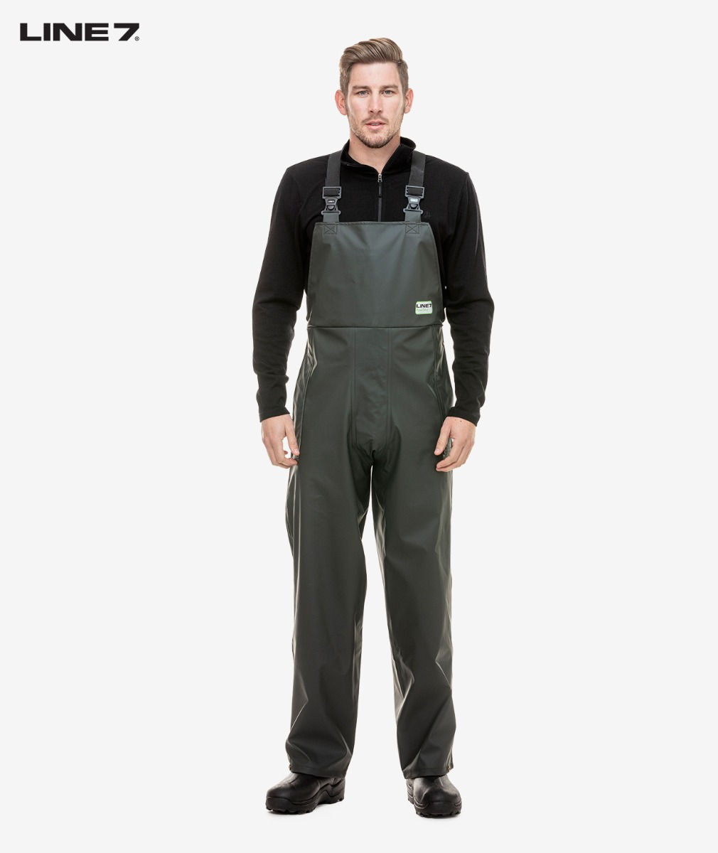 Line 7 Men's Aqua Dairy Waterproof Bib Trouser