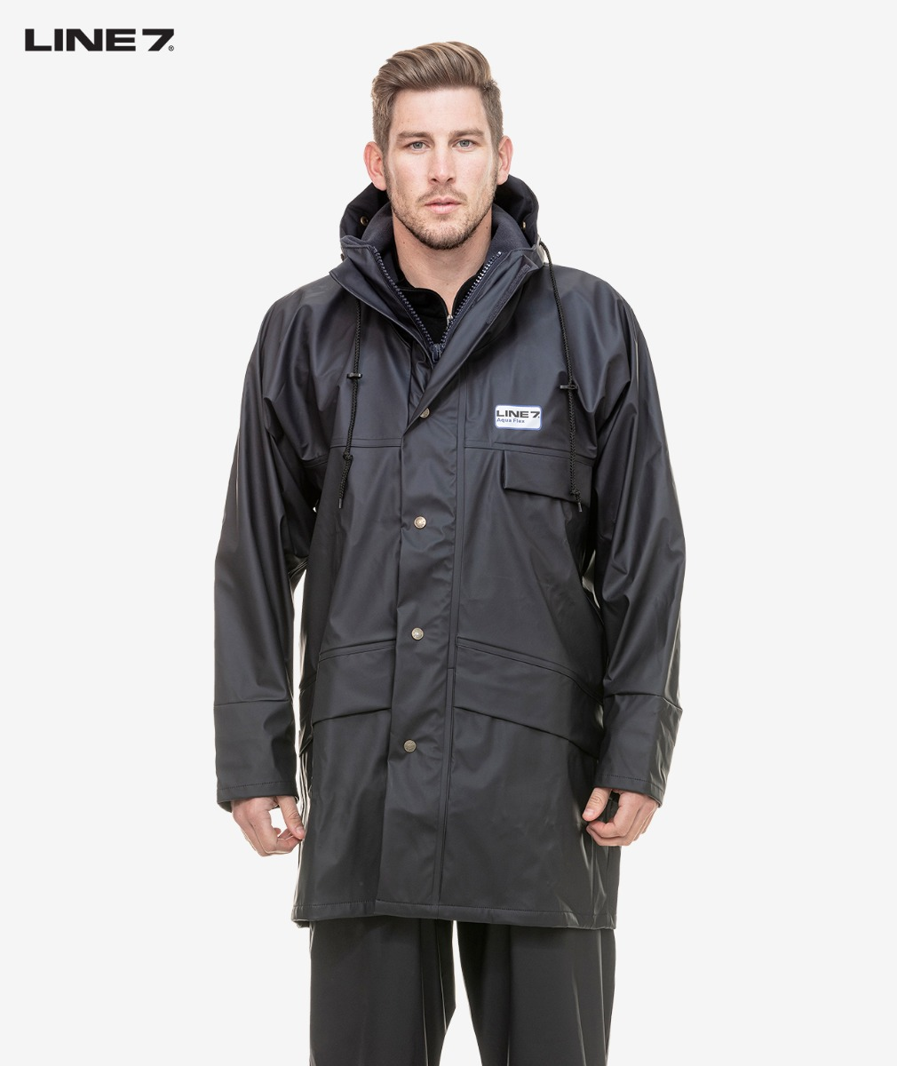 Line 7 Men's Aqua Flex Waterproof Jacket