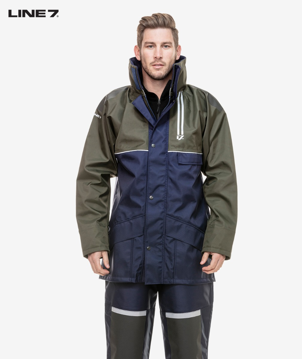 Line 7 Men's Territory Waterproof Jacket