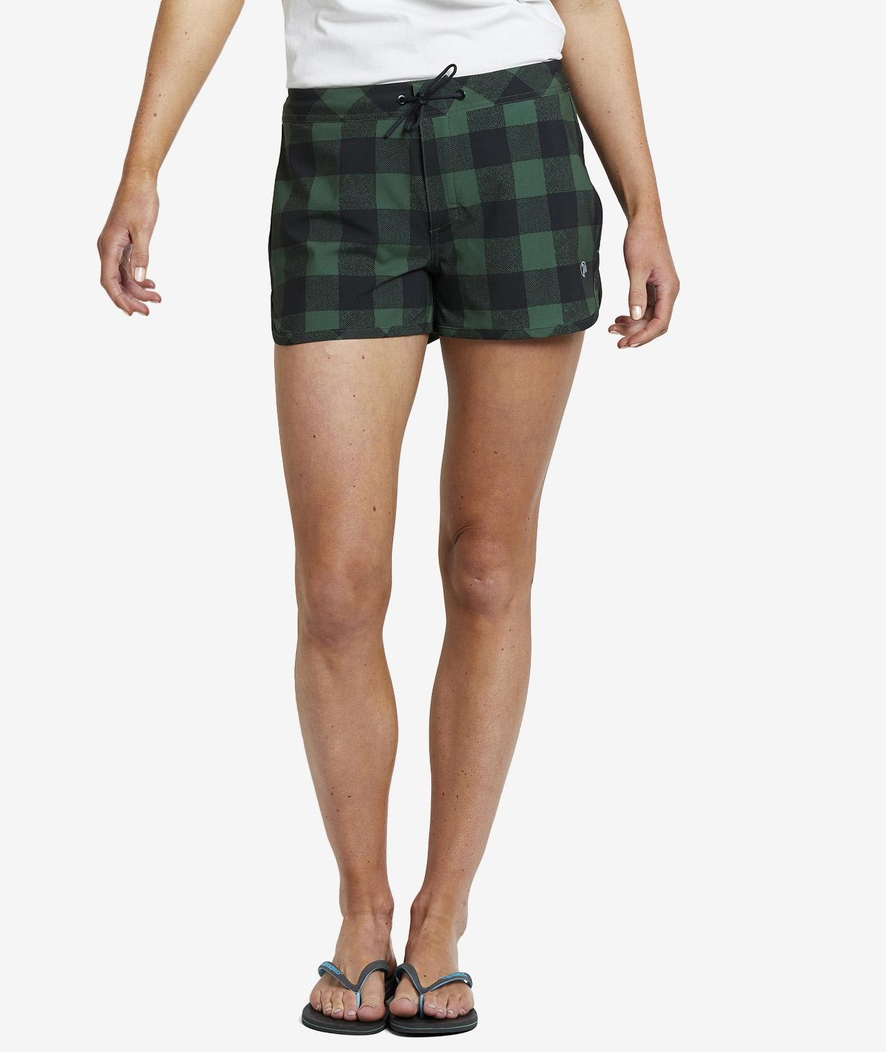 Swanndri Women's Waihi Printed Board Shorts
