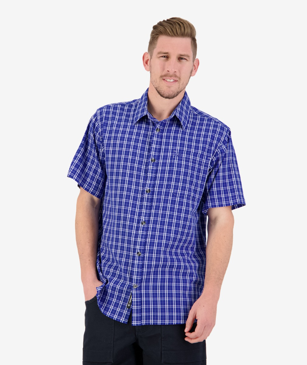 Swanndri Men's Russell Shirt
