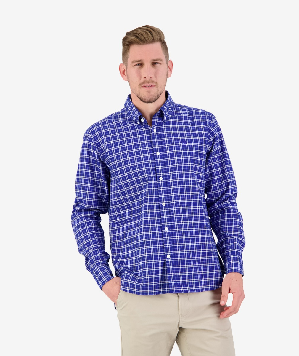 Swanndri Men's Fernhill Shirt