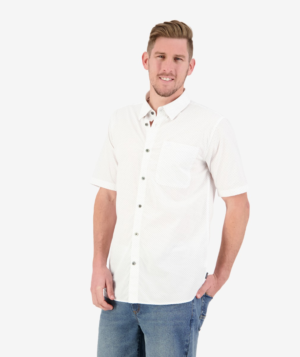 Swanndri Men's Devonport Shirt