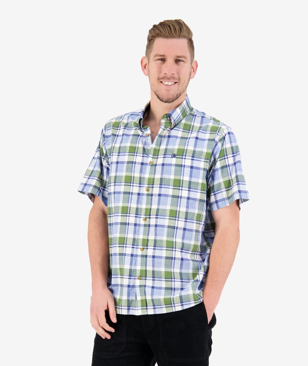 Swanndri Men's Fergusson Shirt
