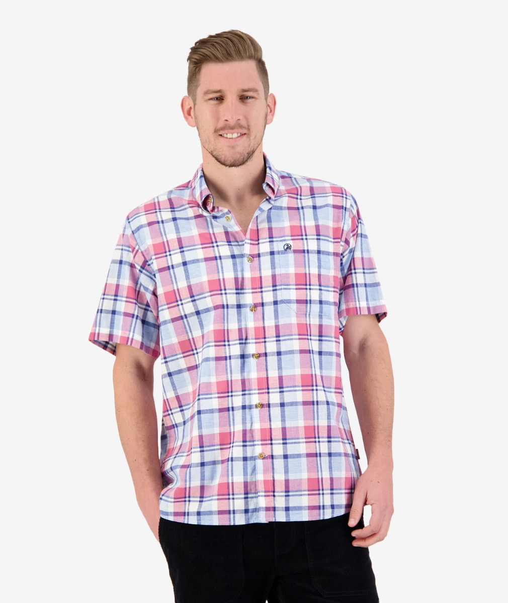 Swanndri Men's Fergusson Shirt