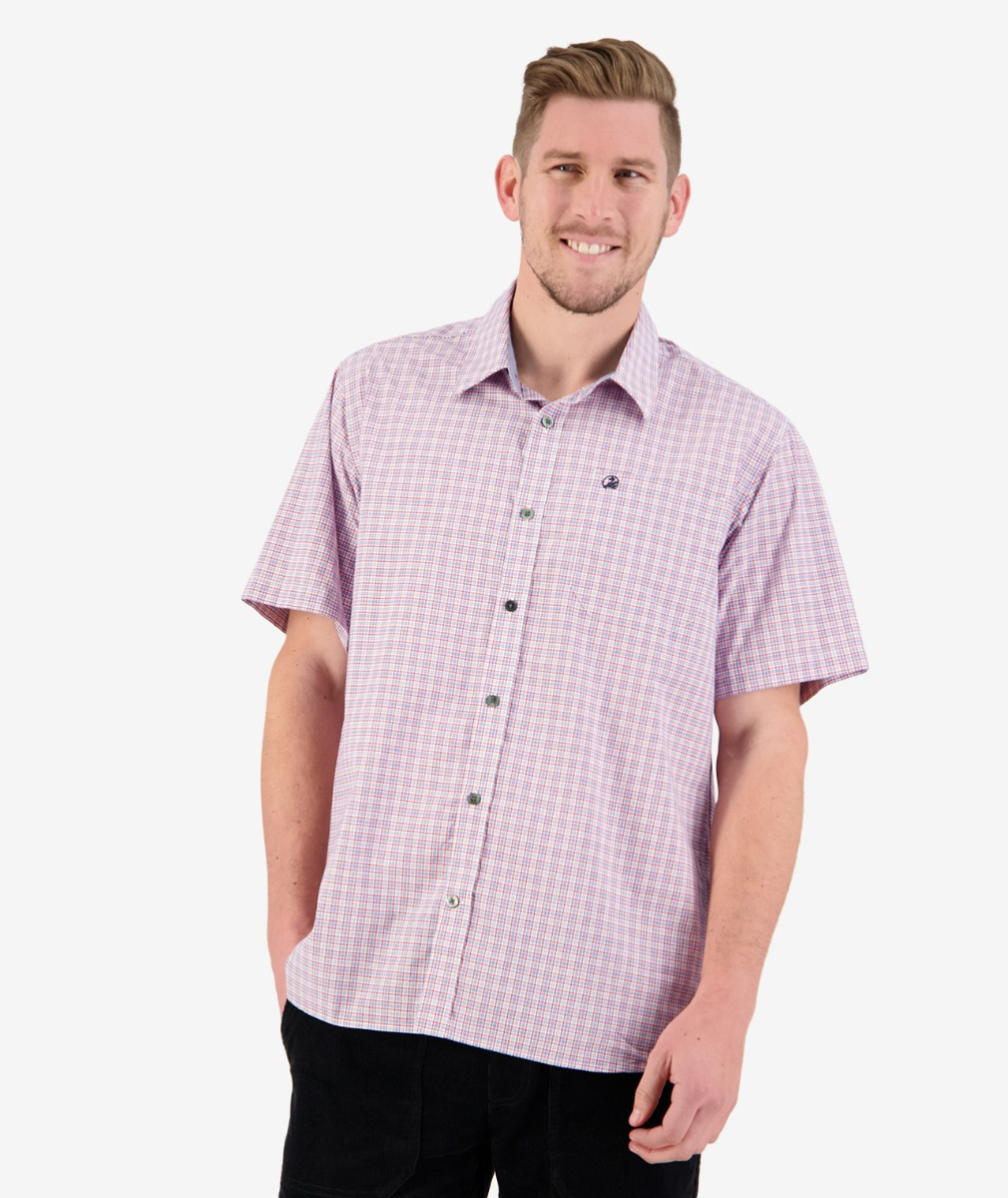 Swanndri Men's Cathedral Cove Shirt