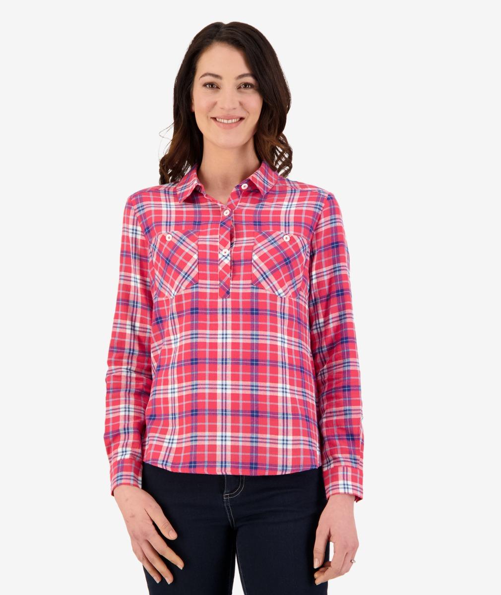 Swanndri Women's Shawhead Shirt
