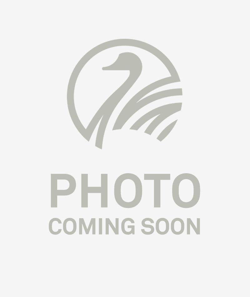 Men's Ranger Wool Zip Front Bush Shirt Red/Black Check