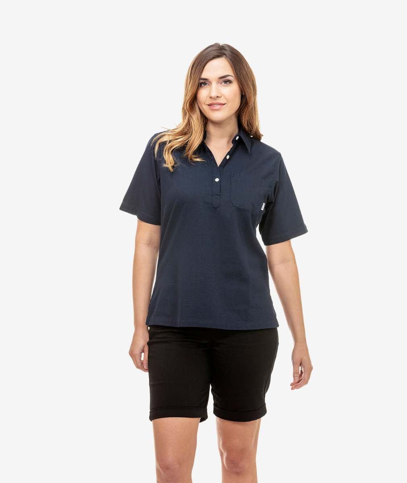 Swanndri Women's Tasman 100% Cotton Short Sleeve Shirt