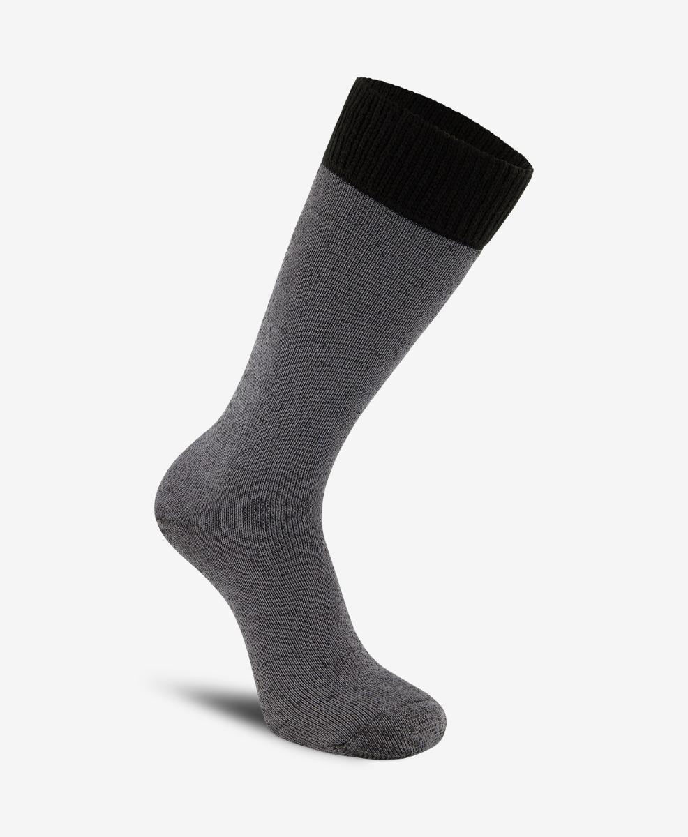 Swanndri Universal Boot Sock Triple v2 in Charcoal