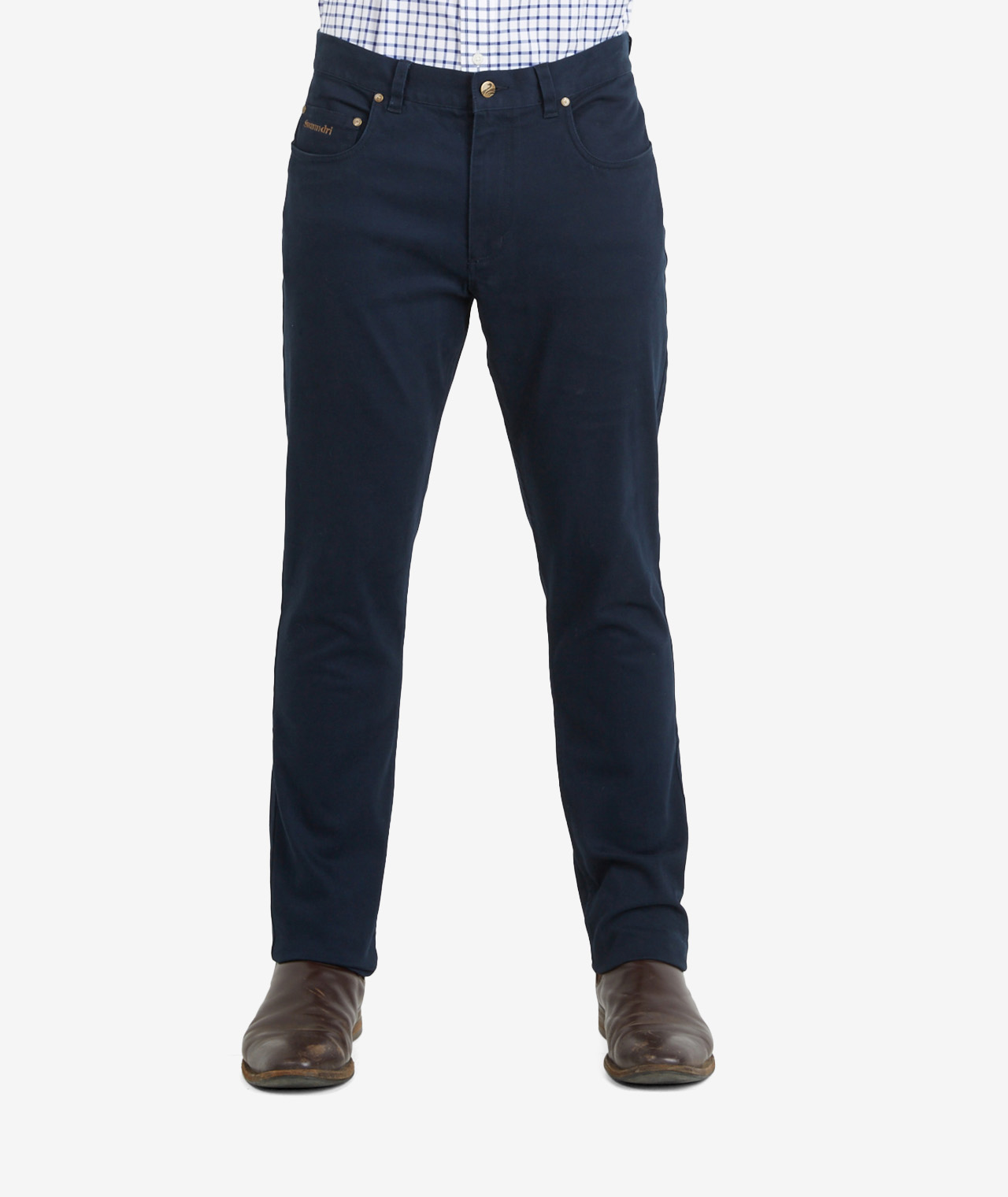 Swanndri Men's Rifle Cotton Stretch Jean