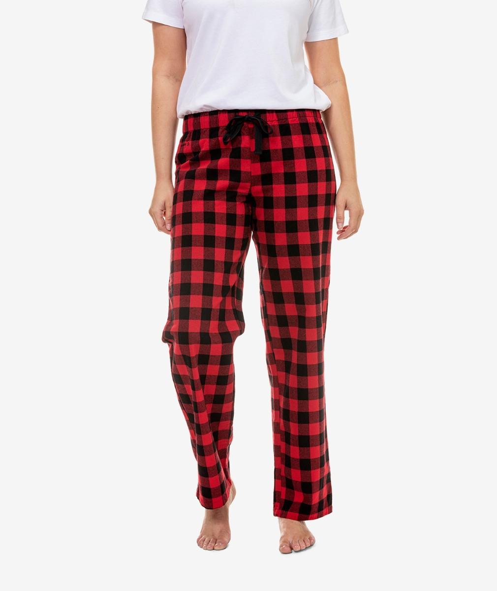 Swanndri Women's Cotton Eastend Sleep Pant