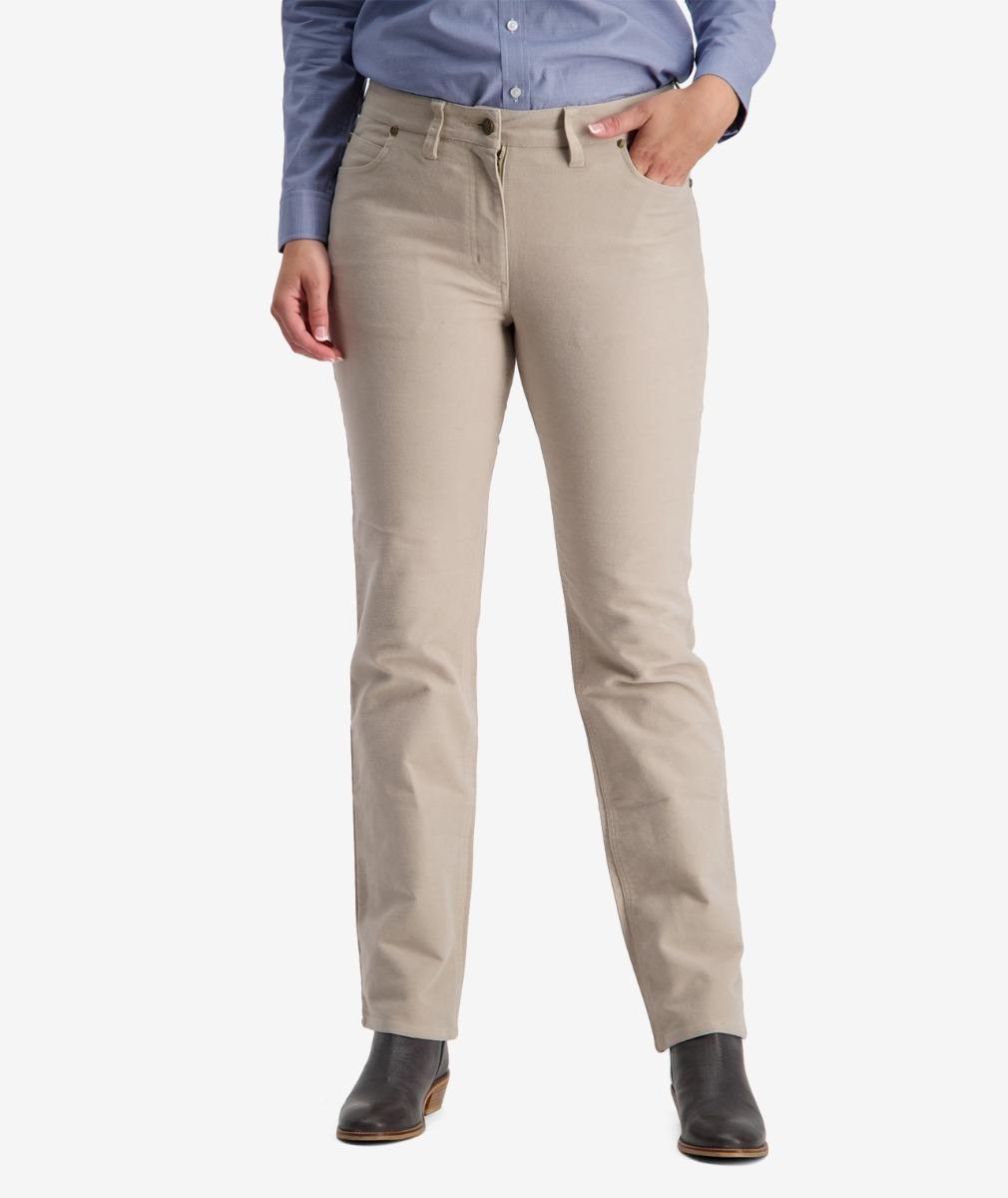 Whitecliffs Moleskin Pants
