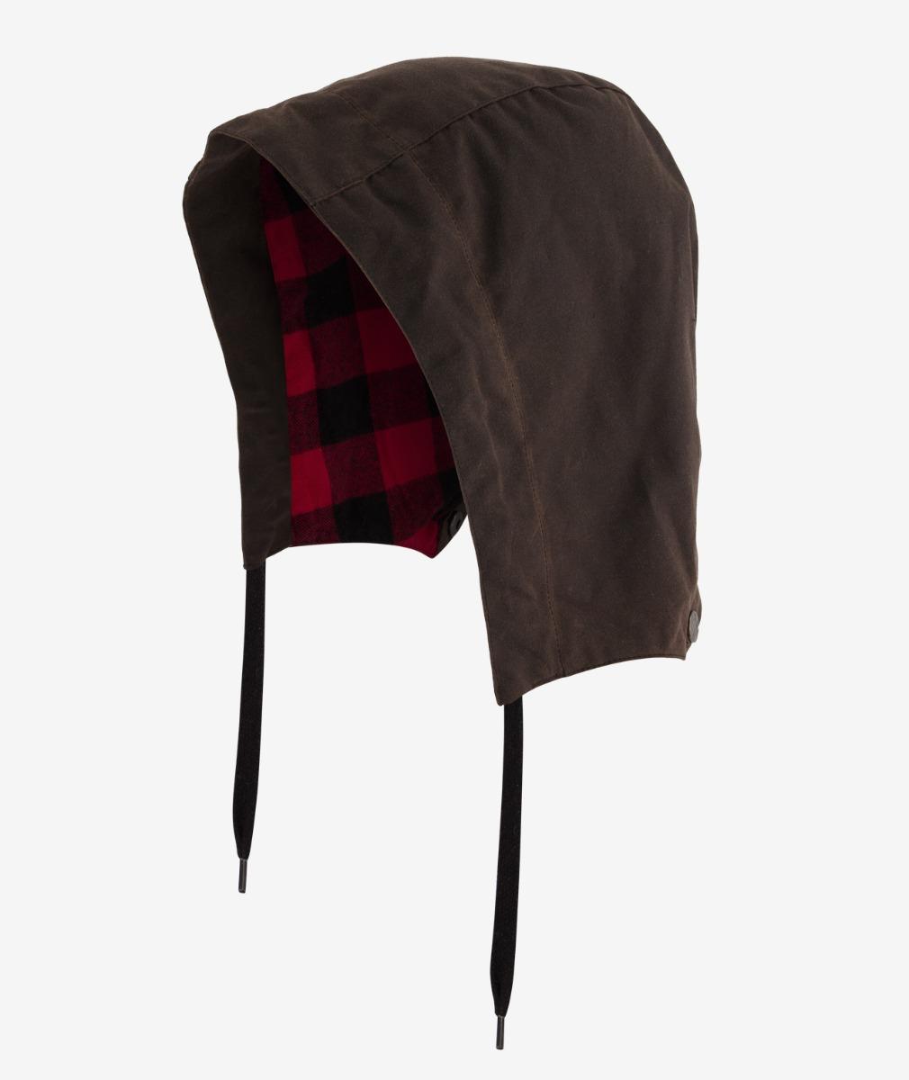 Swanndri Men's Baxter Oilskin Coat Hood