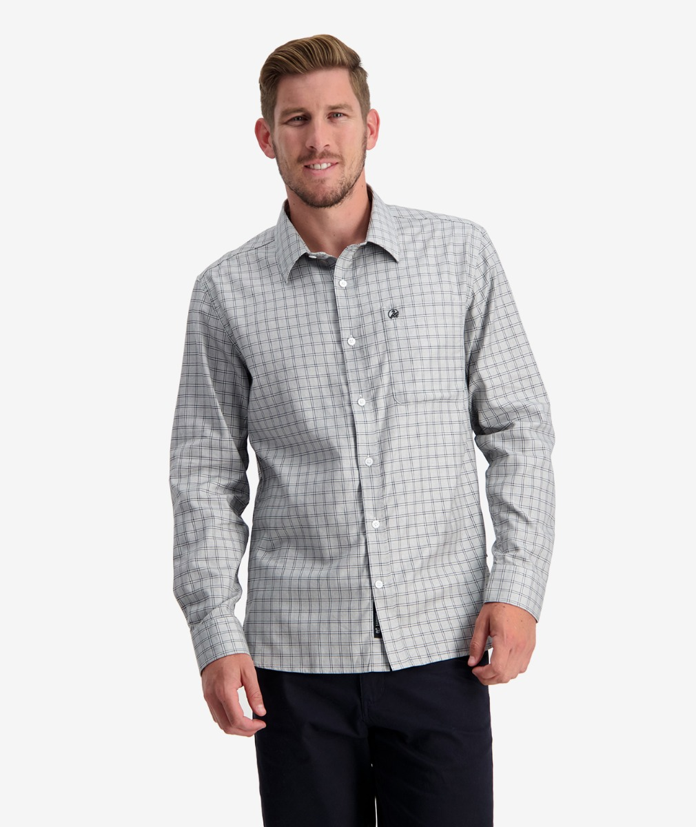 Swanndri Men's Cardiff 100% Cotton Shirt