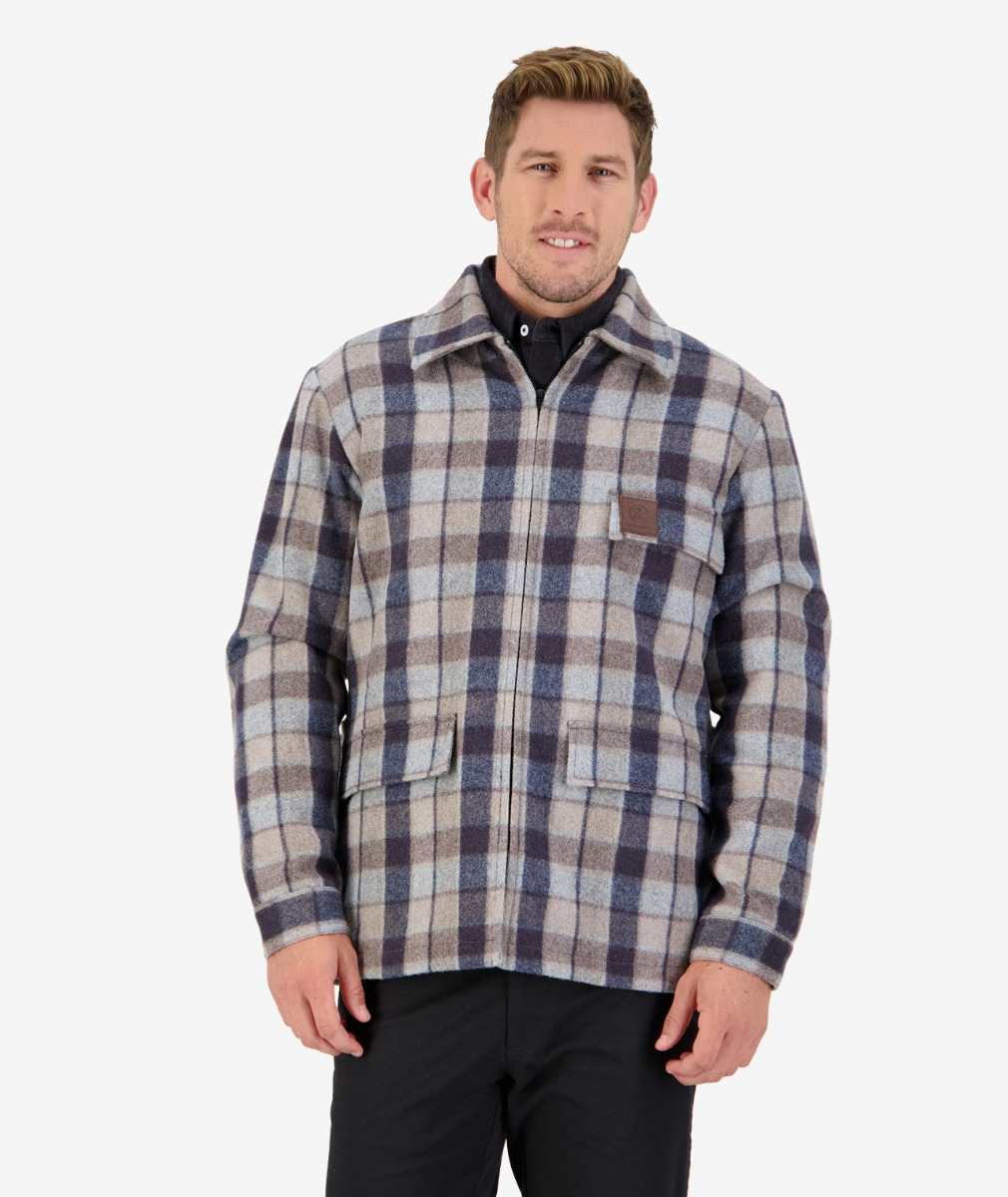 Men's Rover V2 Jacket in Country Check