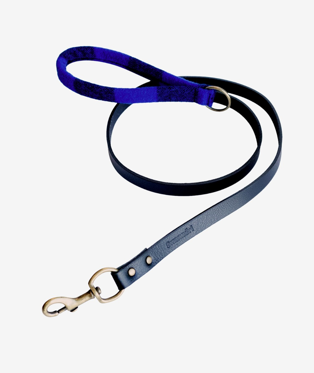 Collingwood Leather Dog Lead