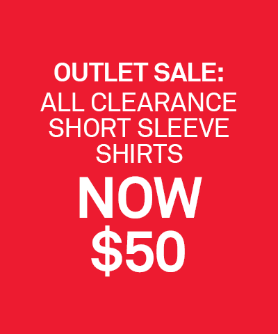 Short Sleeve Shirts for $50 Now